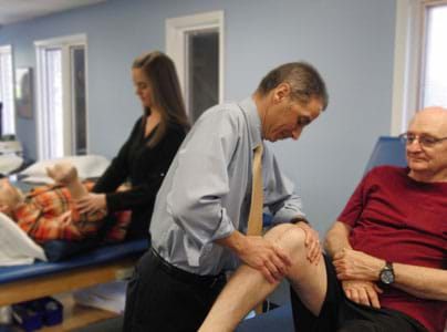 joint replacement physical therapy