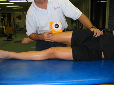 ITB Test Biomechanical Lower Extremity Assessment for Overuse Injuries